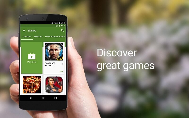 Google Play Mobile