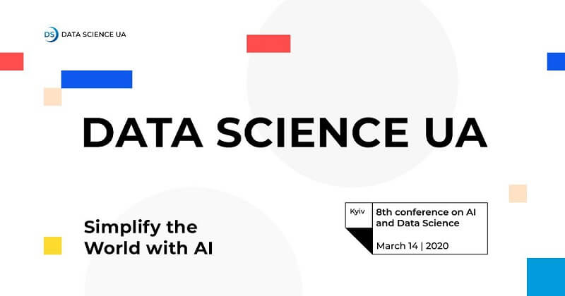 8-я конференция Data Science UA
