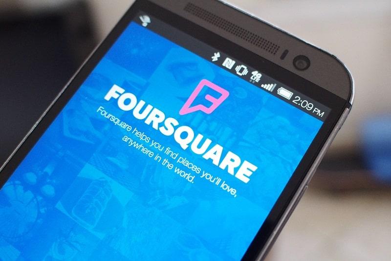 Функции Foursquare