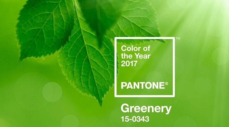 Главный оттенок 2017 Greenery Netrocket