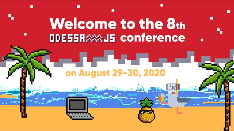 Конференция OdessaJS'2020